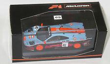 1/43 McLaren F1 GTR Gulf Racing Davidoff Le Mans 1997   Gounon/Raphanel