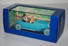 Atlas-tintin-Lincoln torpedo grand sport-les cigares tu pharaon #ref 2 118 005