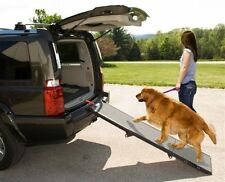 Tri Plegable Pet Rampa Para Perros Y Otras Mascotas. Easy Car ajuste de arranque. Puppy & Senior