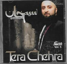 TERA CHEHRA (NASEEM KHAN) VOL. 5 - NEW NAAT CD - FREE UK POST