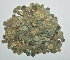 Lot Of 10 Ancient Roman Coins AWESOME DESERT PATINA! 10mm - 22mm