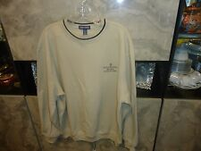 New Inter-Continental Pullover Sweater Long Sleeve  Crew Neck Size L