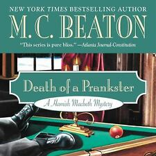 Death of a Prankster Hamish Macbeth Mysteries, Book 7