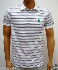 NEW Ralph Lauren  CUSTOM FIT Pima Polo 100% AUTHENTIC OR YOUR MONEY BACK: MEDIUM