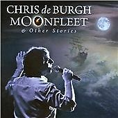 Chris de Burgh - Moonfleet & Other Stories vgc people of the world nightingale