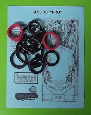 Stern AC / DC PRO pinball rubber ring kit