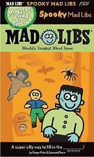 Mad Libs: Spooky Mad Libs by Roger Price and Leonard Stern (2006, Paperback)