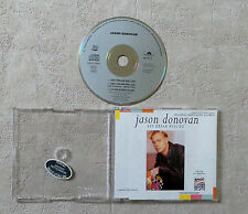 "CD AUDIO INT/ JASON DONOVAN ""ANY DREAM WILL DO""  CD MAXI-SINGLE PROMO 3 TRACKS"