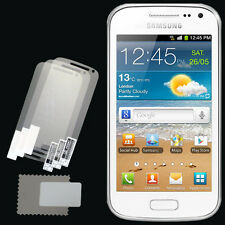 3x CLEAR PET Screen Protector for Samsung Galaxy Ace 2 i8160