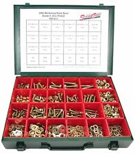 UNC Sechskantschrauben Sort. 10.9 Yp - UNC Hex Bolts Assortment 800 pcs Grd.8
