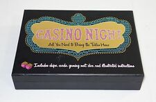Casino Night: All You Need to Bring the Tables Home (Layout, Chips & Dice Inc.)
