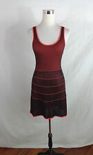 A/X Armani Exchange Women's Sweater Bodycon Dress Size S/P Sleeveless