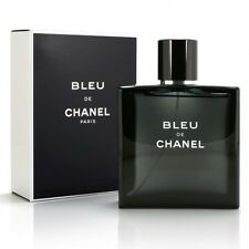 Bleu de Chanel Pour Homme 3.4 oz. Men Cologne Fragrance EDT Spray New Sealed