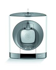 New NESCAFE Dolce Gusto Oblo Manual Coffee Machine by Krups - White