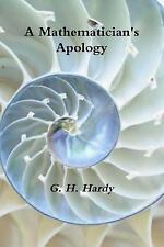 A Mathematician's Apology by G. Hardy (2016, Paperback)