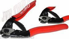 """Steel Wire Cutter Wire Rope Cutter Cable Cutter 7.5"""" Heat Treated Blades"""