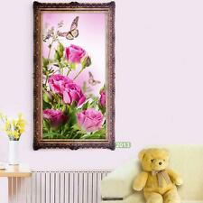 5D Diamond Embroidery Painting DIY Home Decor Craft Rose Flower Cross Stitch HOT