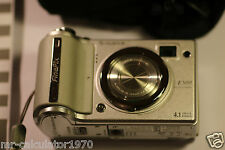 Fujifilm FinePix 4.1mp E Series e500 Fotocamera Digitale-Argento