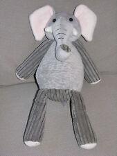 "Scentsy Buddy Ollie the Elephant Plush Animal Full Size 15"" Retired No Scent Pak"