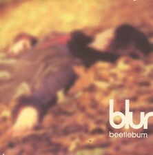 BLUR - Beetlebum 1 Track Promo In Special Card Sleeve CD Single Holland 1997