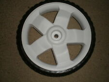 "NEW Oem Toro 22"" Recycler Lawnmower Rear High Wheel 11""  119-0313 115-2882"