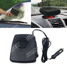 Sundely 12V Car Portable Ceramic Heater Cooler Dryer Fan Defroster Deicer Van
