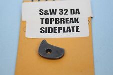 S&W SMITH AND WESSON TOPBREAK Sideplate side plate DA  32 DOUBLE ACTION