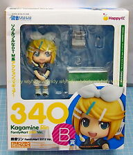 Japan Anime Kagamine Rin Figure Family Mart 2013 Ver. No.340  - Good Smile , h#1