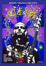 JACO PASTORIUS New Sealed 2016 COMPLETE HISTORY & BIOGRAPHY 2 DVD SET