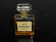 VINTAGE PERFUME CHANEL NO 5 EMPTY PERFUME BOTTLE 2""