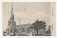 Harrow Church 1907 Postcard 144a