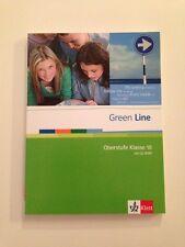 Green Line Oberstufe. Schülerbuch Klasse 10/GY/mit CD-ROM von Louise Carleton-Ge