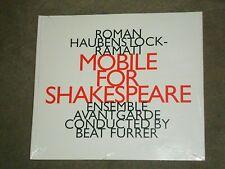 Roman Haubenstock-Ramati Mobile for Shakespeare sealed Ensemble Avantgarde