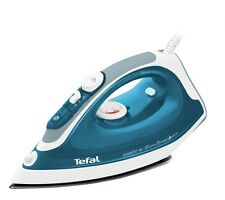 Tefal FV3740 Blue Maestro 2000W Anti-calc Non-Stick Soleplate Steam Iron E1E