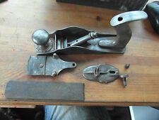 Fine CHAPLIN'S Patent No. 4 Size Smooth Plane with Iron Handles