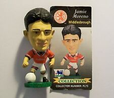 Prostars MIDDLESBROUGH (HOME) MORENO, PL75 Loose With Card LWC