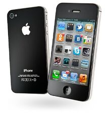 Unlocked Apple iPhone 4S 3G GSM GPS Smartphone 64GB Black