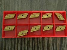 Wendeplatten KNUX 160 405 R11 TIN beschichtet