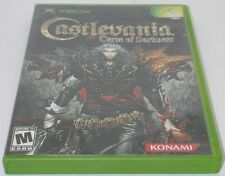 Original Xbox Castlevania Curse of Darkness Working R12841