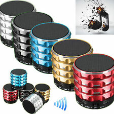 Wireless Bluetooth Speakers Stereo Super Bass Portable For Samsung iPhone Mini