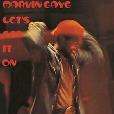`GAYE,MARVIN`-LET`S GET IT ON  VINYL LP NEW
