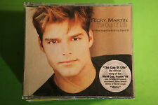 Ricky Martin  The Cup Of Life The Official Song Of The World Cup France '98 C35