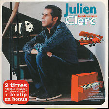 JULIEN CLERC CD SINGLE EU DOUBLE ENFANCE