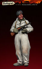 STALINGRAD MINIATURES 1:35 RUSSIAN SOLDIER 1941-1943, S-3056