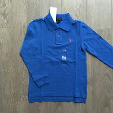 Boys 4y Ralph Lauren longsleve polo & Lots Of Designer clothes 100% Genuine