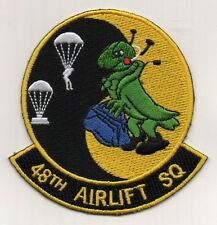 USAF Patch 48th AIRLIFT SQUADRON