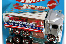 2006 Hot Wheels Super Chromes Hiway Hauler Silver Cab