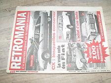 µµ Retromania n°21 CX Giulia FACEL Umap
