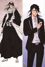 Anime Bleach Byakuya Kuchiki Dakimakura Hugging Body Pillow Case #S21