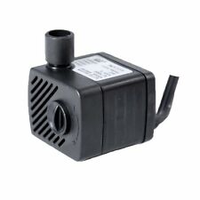 50GPH SUBMERSIBLE WATER FOUNTAIN PUMP ADJUSTABLE SPEED 200L/H PET DOG BOWL HJ111